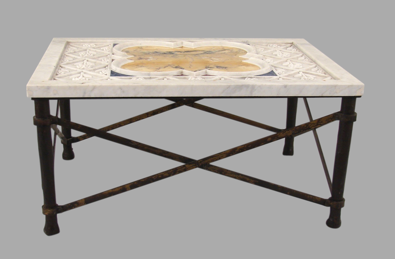 Italian Coffee Tables Marble Italian Marble Coffee Table Daniel Stein